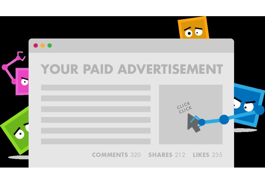 Click Fraud sẽ khiến nhà quảng cáo mất một số tiền rất lớn