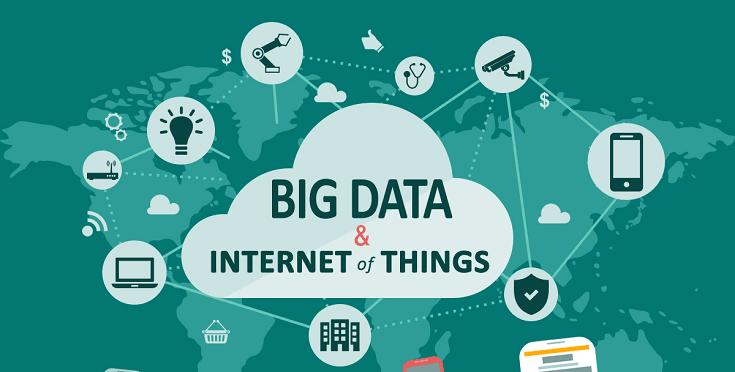 IoT và Big Data sẽ là biểu tượng của cuộc cách mạng công nghiệp 4.0.