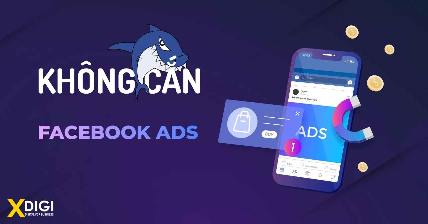 Quảng cáo Facebook hoạt động nhưng không phân phối, không cắn tiền?